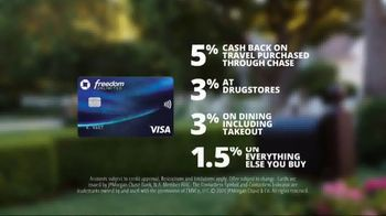 Chase Freedom Unlimited TV Spot, 'Kim: Always Earning' Featuring Kevin Hart - Thumbnail 9