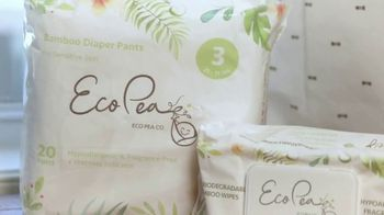 Eco Pea Co. TV Spot, 'Finding the Best Diapers and Wipes' - Thumbnail 4