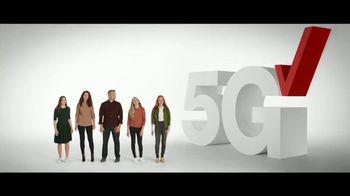 Verizon TV Spot, 'The Best: Start Unlimited, Disney+, Discovery+, Best Phones' - Thumbnail 1