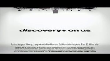 Verizon TV Spot, 'The Best: Start Unlimited, Disney+, Discovery+, Best Phones' - Thumbnail 8