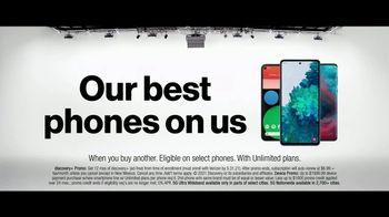 Verizon TV Spot, 'The Best: Start Unlimited, Disney+, Discovery+, Best Phones' - Thumbnail 9