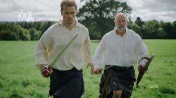 Starz Channel TV Spot, 'Men in Kilts: A Roadtrip With Sam and Graham' Song by Delta Spirit
