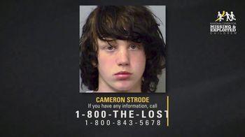 National Center for Missing & Exploited Children TV Spot, 'Camron Strode' - Thumbnail 8