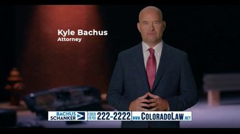 Law Offices of Bachus & Schanker TV Spot, 'Car Accident: Insurance Companies Doing the Right Thing'