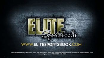 ELITE Sportsbook TV Spot, 'Tournament Time: Futures Bonuses' - Thumbnail 7