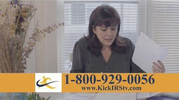 KickIRS.com TV Spot, 'Most Feared Agency'