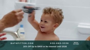 Bath Fitter TV Spot, 'Fits Your Schedule: 20% Off Up to $900 - Thumbnail 4