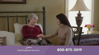Final Expense Network Life Insurance TV Spot, 'End of Life Talk With Mom' - Thumbnail 1