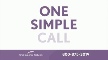 Final Expense Network Life Insurance TV Spot, 'End of Life Talk With Mom' - Thumbnail 5