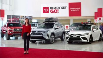 Toyota Ready Set Go! TV Spot, 'Imagine: Snow' [T2] - Thumbnail 7
