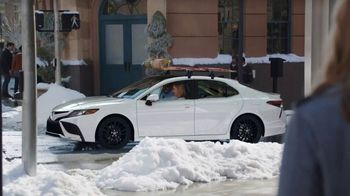 Toyota Ready Set Go! TV Spot, 'Imagine: Snow' [T2] - Thumbnail 2
