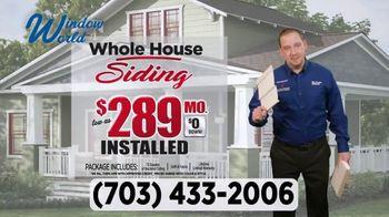 Window World TV Spot, 'Whole House Siding: $289' - Thumbnail 2