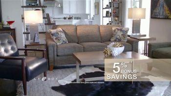 La-Z-Boy Anniversary Sale TV Spot, 'Special Piece: Save 25%' - Thumbnail 8