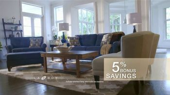 La-Z-Boy Anniversary Sale TV Spot, 'Special Piece: Save 25%' - Thumbnail 9