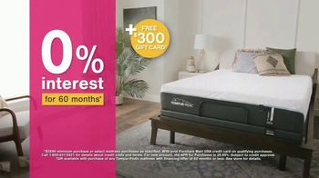 Ashley HomeStore Black Friday in July Mattress Sale TV Spot, 'Extended: $300 Gift Card' - Thumbnail 4