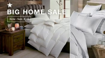 Macy's Big Home Sale TV Spot, 'Ninja, Bedding and Luggage' - Thumbnail 2