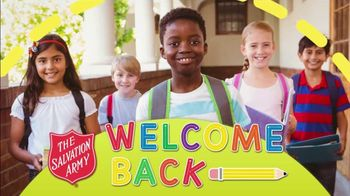 The Salvation Army TV Spot, 'Welcome Back: Mike Zimmer's Back to School Drive'