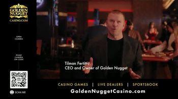 Golden Nugget Online Gaming TV Spot, 'Michigan: Live Dealer' - Thumbnail 1
