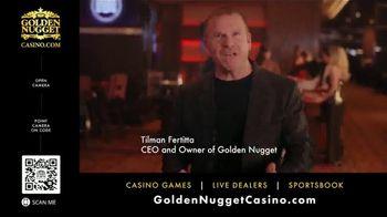 Golden Nugget Online Gaming TV Spot, 'Michigan: Live Dealer' - Thumbnail 2