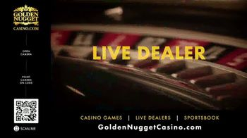 Golden Nugget Online Gaming TV Spot, 'Michigan: Live Dealer' - Thumbnail 4