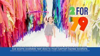 Eyemart Express TV Spot, 'Glasses for Classes: Two for $79: Frame Warranty' - Thumbnail 4