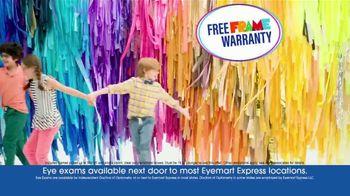 Eyemart Express TV Spot, 'Glasses for Classes: Two for $79: Frame Warranty' - Thumbnail 7