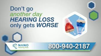 Nano Hearing Aids TV Spot, 'Don't Miss Out' - Thumbnail 5