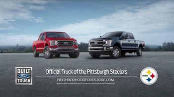 Ford TV Spot, 'Trucks of the Future' [T2] - Thumbnail 7