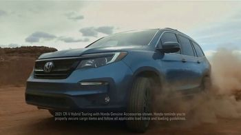 Honda TV Spot, 'Overcome Difficulty' Song by Vampire Weekend [T2] - Thumbnail 4