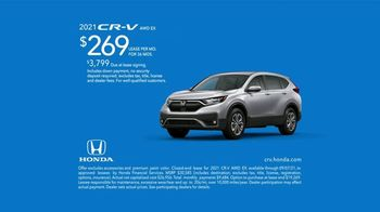 Honda TV Spot, 'Overcome Difficulty' Song by Vampire Weekend [T2] - Thumbnail 7