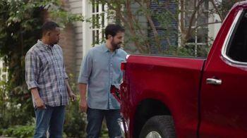2021 Chevrolet Silverado TV Spot, 'Flex' [T1]