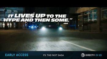 DIRECTV Cinema TV Spot, 'F9' Song by Migos - Thumbnail 6