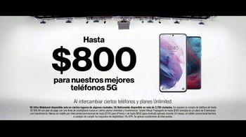Verizon TV Spot, 'Teléfono viejo o roto: hasta $800 dólares' [Spanish] - Thumbnail 5