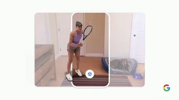 Google TV Spot, 'Naomi's Best Moves' Song by VALÉ & Kat Dahlia