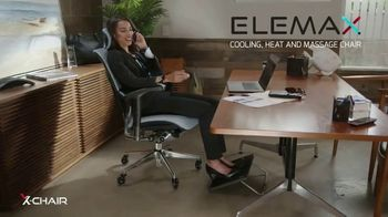 Elemax from X-Chair TV Spot, 'At the Forefront of Change: $50 Off'