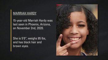 National Center for Missing & Exploited Children TV Spot, 'Marriah Hardy'