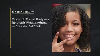 National Center for Missing & Exploited Children TV Spot, 'Marriah Hardy' - Thumbnail 2