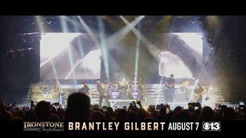 Brantley Gilbert TV Spot, 'CBS 13: 2021 Murphys: Ironstone Amphitheater: Win Tickets' - Thumbnail 1