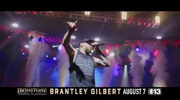 Brantley Gilbert TV Spot, 'CBS 13: 2021 Murphys: Ironstone Amphitheater: Win Tickets' - Thumbnail 2