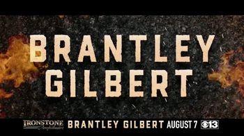 Brantley Gilbert TV Spot, 'CBS 13: 2021 Murphys: Ironstone Amphitheater: Win Tickets' - Thumbnail 3