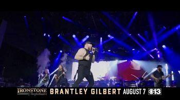 Brantley Gilbert TV Spot, 'CBS 13: 2021 Murphys: Ironstone Amphitheater: Win Tickets' - Thumbnail 5