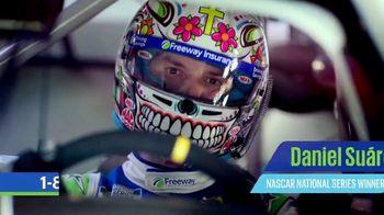 Freeway Insurance TV Spot, 'Mejores opciones' con Daniel Suarez [Spanish]