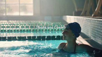 XFINITY TV Spot, 'Caeleb Dressel: Bringing Inspiration Home' - Thumbnail 9