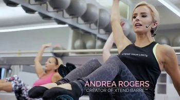 Xtend Barre TV Spot, 'No Excuses: 14 Day Free Trial' - Thumbnail 2