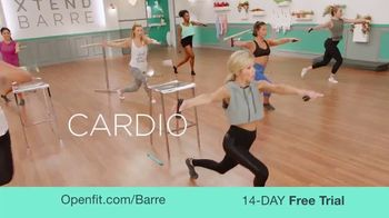Xtend Barre TV Spot, 'No Excuses: 14 Day Free Trial' - Thumbnail 7