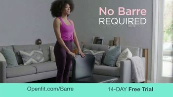 Xtend Barre TV Spot, 'No Excuses: 14 Day Free Trial' - Thumbnail 9