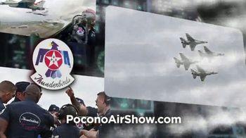 Pocono Raceway TV Spot, '2021 Great Pocono Raceway Airshow' - Thumbnail 5