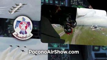 Pocono Raceway TV Spot, '2021 Great Pocono Raceway Airshow' - Thumbnail 6