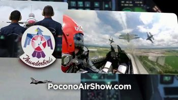 Pocono Raceway TV Spot, '2021 Great Pocono Raceway Airshow' - Thumbnail 7