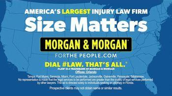 Morgan & Morgan Law Firm TV Spot, 'After an Injury: A Lifetime of Pain' - Thumbnail 8